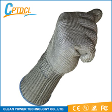 Good Products CE UL ROHS Industrial Butcher Anti-Cut Safety Hand Gloves Metal Mesh Work Glove