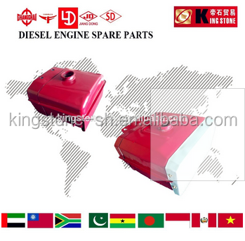 Original spare parts ZH1115 fuel tank for farm