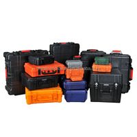 plastic waterproof IP67 Safety Equipment Case