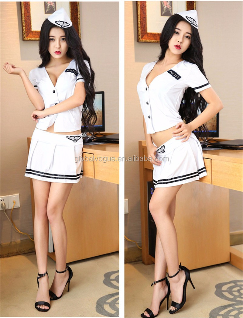 New Women Lingerie Sexy Hot Erotic Lingerie Sexy Uniform Nurse Cosplay Hollow Womens Costumes Halloween Role Play