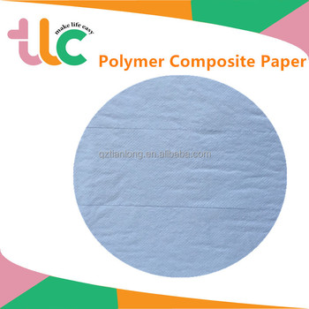 tissue paper SAP sheet for hygiene products