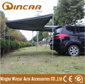 260G 280G canvas camping canopy 2.5*2.5*2.3m polygon car foxwing
