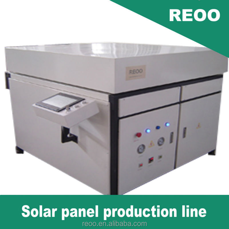 REOO Newest 5 MW Solar Panel Production Lines Turn key Service