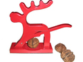 New Deer Nut Cracker