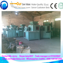 2000-2500kg/h charcoal/coal powder/coal dust briquette machine for sale