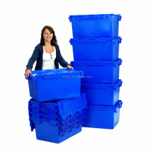 transportation plastic tote bins sale