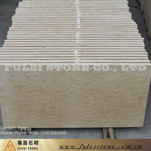 Natural Marble Egypt Beige Sunny Yellow Tiles 24x24