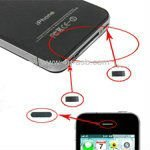 Anti dust Mesh for iPhone 4 (for digitizer and loud speaker)