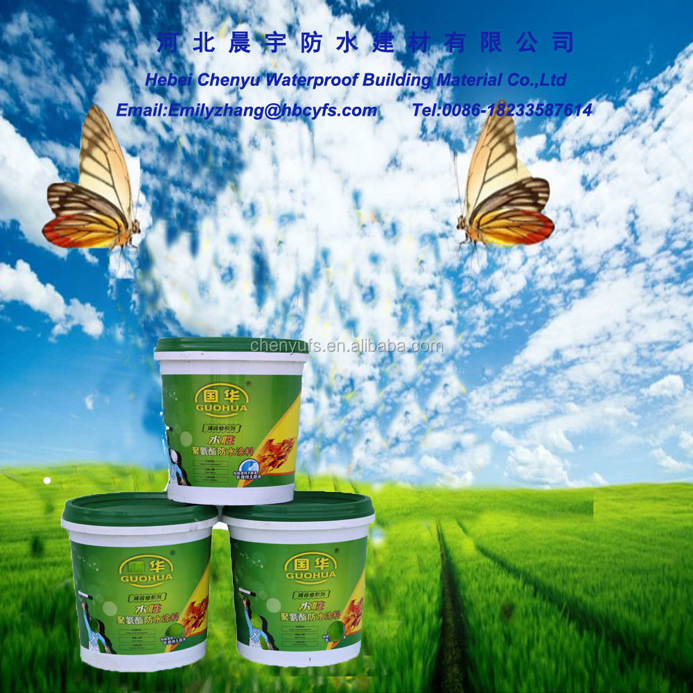 Cementitious Capillary Crystalline Waterproof Coating /Waterproof Paint