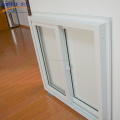 New products window design upvc sliding glass window