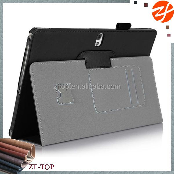 for Samsung galaxy tab s 10.5 T800 standing PU leather case
