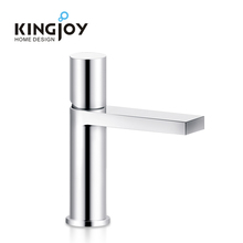 China factory sanitary ware chrome plant italian sanitary ware brass body basin faucet push button tap water bib cock
