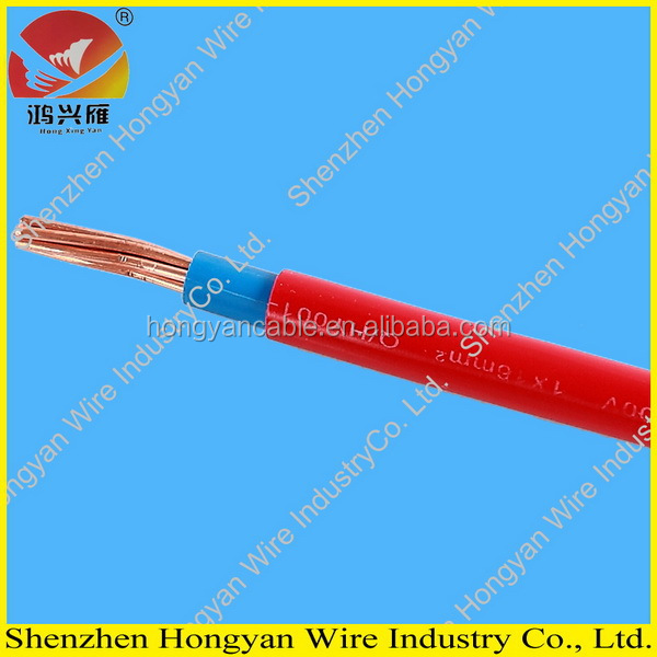 Insulated Wires PVC Coated Cable Multi-core Flexible Cable Electric Copper Wire Power Cable China Manufacturing Product