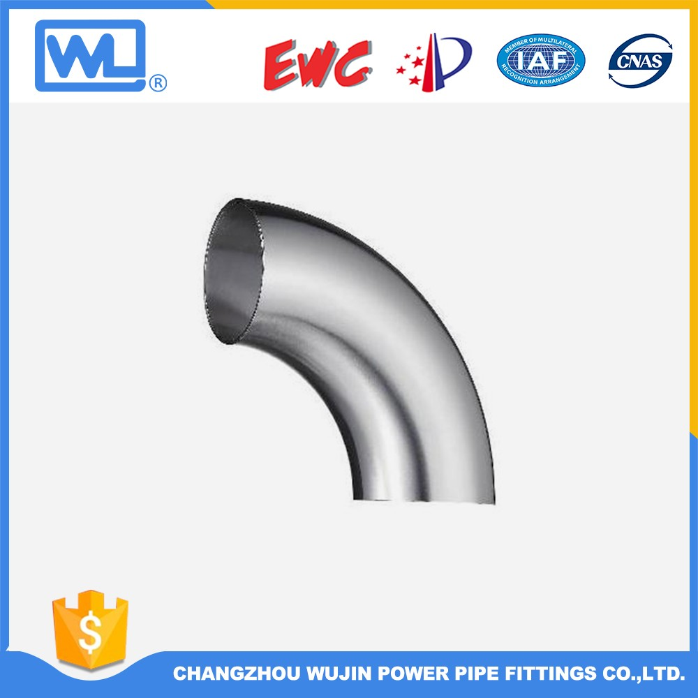 Ansi B16.9 Steel Pipe Fitting Elbow