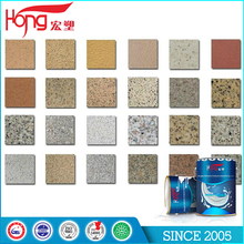 High-grade Rock Granite Coating interior / exterior stone texture wall paint