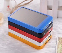 High Efficient Solar Power Bank,2600mAh Solar Charger for mobile phones/tablet PC/other electronics