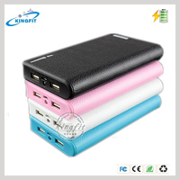 Large Capacity Universal 20000mah Mobile Power Bank Portable Baterry