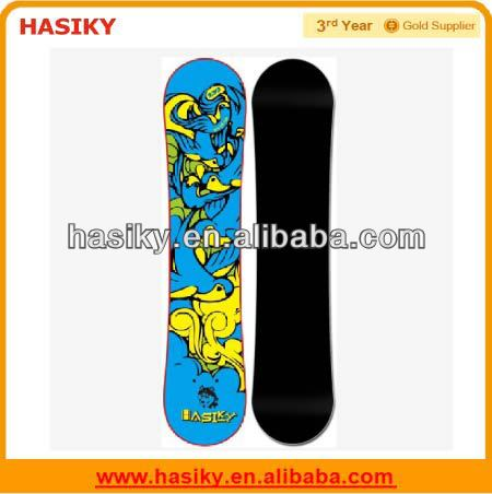 HAR-16 Adult 2014 Hot Snow Ski With Binding Made in China Snowboard