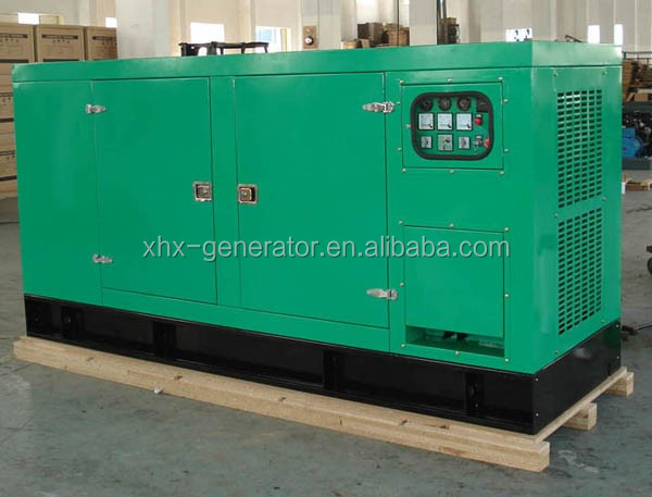 Three-Phase Brushless Yuchai Engine Open/Silent 450KW diesel engine generator made in china
