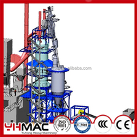 2016 Yuhong 50 TPD Small Capacaity Lime Vertical Shaft Kiln,Mini Lime Kiln For Lime Production Plant High Thermal Efficiency