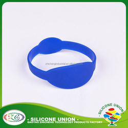 Advertising silicone watch strap