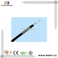CE,ROSH,UL approved RG6 Coaxial Cable