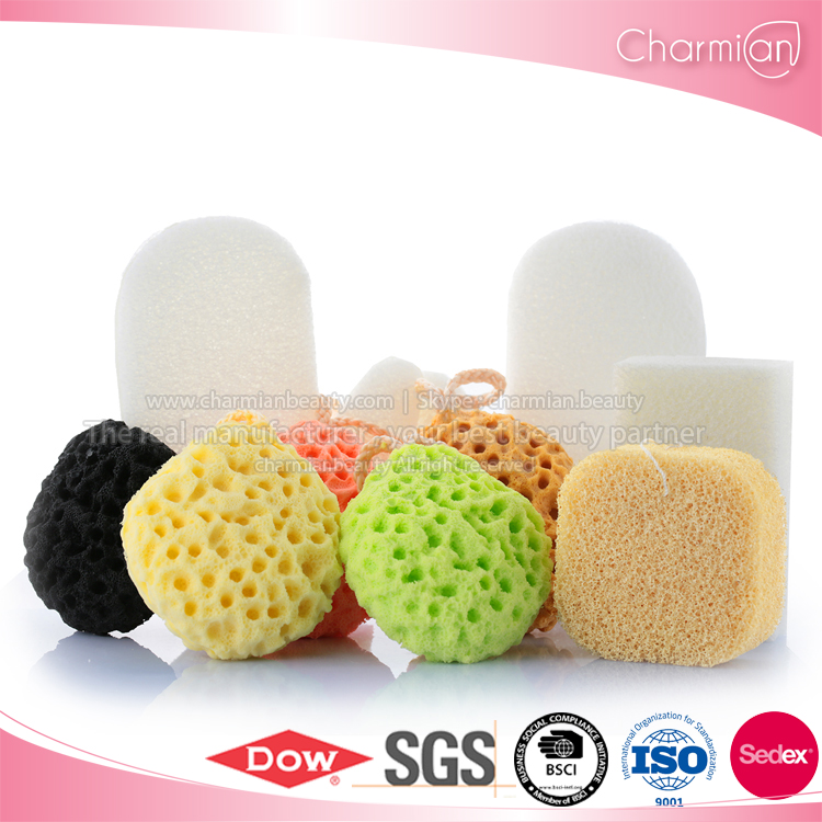 Hottest Products Fashion Belt Mesh Bath Sponge