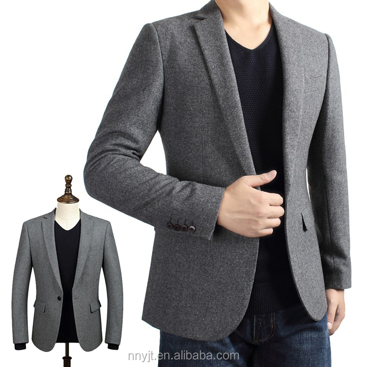 2018 Fashion New Mens Blazer Suit Jackets for Men