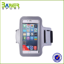 Entertainment safety mobile phone armband case