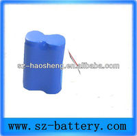 7.4v Rechargeable Lithium Battery 18650 2200mah 2s1p