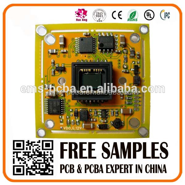 cctv board camera pcb circuit board from china supplier
