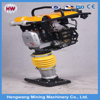 China supplier HW tamping rammer/tamping machine