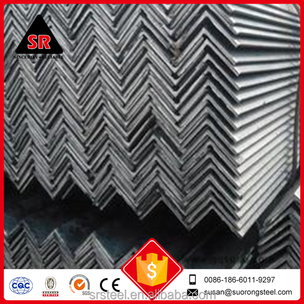steel angles carbon steel ss400 specification