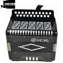 N2108(P) factory direct Entry level 21 key 8 bass Button Accordion