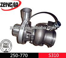 S310 turbo for cat 330D Excavator with C9 engine