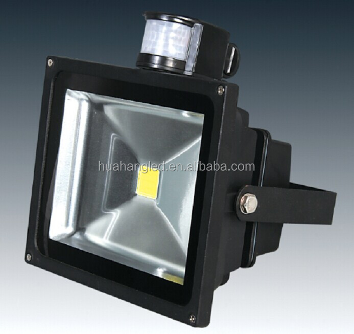 motion sensor led flood light sensor 10w 20w 30w 50w sensor floodlight. Black Bedroom Furniture Sets. Home Design Ideas