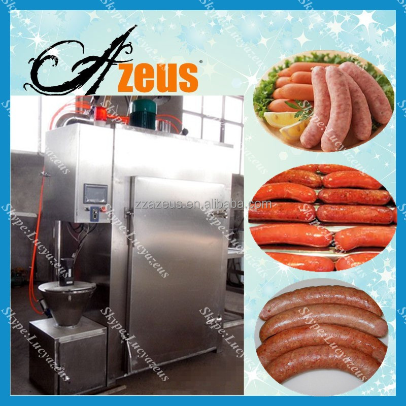 Meat Processing Machinery Type smoking equipment