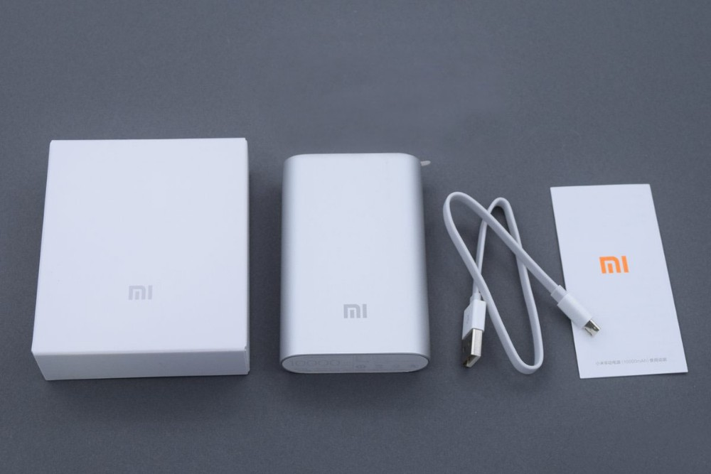 Original Xiaomi Power Bank 10000mAh, Full Protect Power Bank Xiaomi 10000mAh, Genuine Mi Power Bank 10000mAh