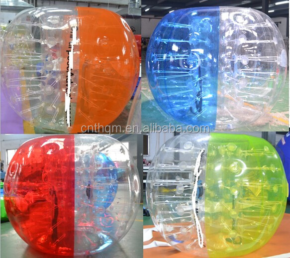 inflatable human body sized hamster bubble soccer ball ,inflatable bubble bumper ball,bubble soccer ball