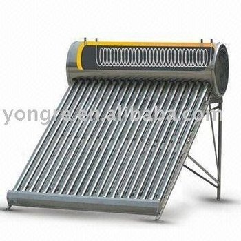 Thermosiphon Solar Water Heater Evacuated Tube Solar Water