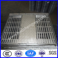 construction building galvanized drain grating