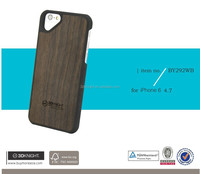 for iphone 6s case bamboo wood for wooden iphone 6 cases laser engraving cell phone back cover printing Custom logo