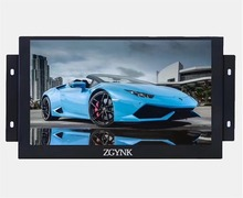 11.6 inch Open Frame embedded monitor metal Security LCD CCTV monitor 1920 * 1080 HD IPS