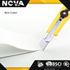18mm safety knife manual paper cutter