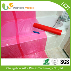 Manufacturer Self Adhesive Anti Scratch And Dust Pe Protective Film