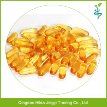 GMP Certified Deep Sea Fish Oil 1000mg Softgel Capsule