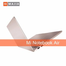 Newest Win 10 4G+128G Xiaomi Mi Notebook Air 13.3 inch Laptop computer price list Multi-language, super Slim