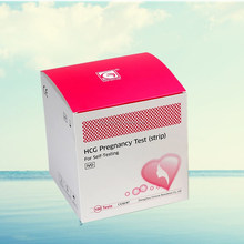 Brand new hcg pregnancy lh ovulation rapid test kit CE mark