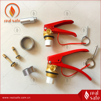 Complete range of fire extinguiser spare parts