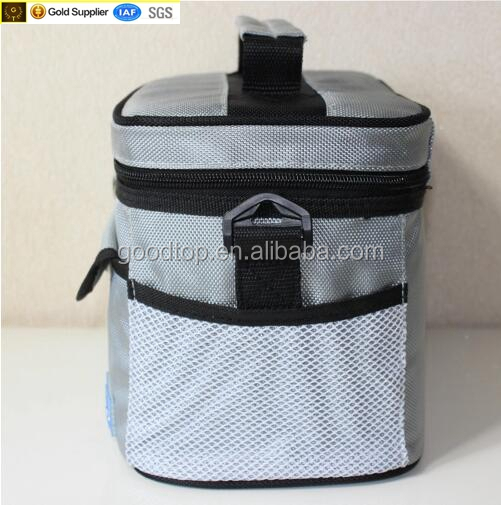 Soft Sided Insulated Beer Insulated 6 Can Cooler Bag